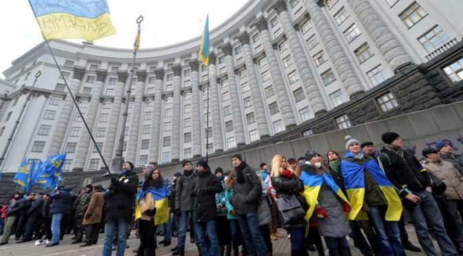 Ukraine : et c'est reparti pour un tour !