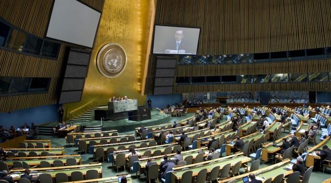 Pour le Nouvel An, une énième résolution de l'ONU qu'on ne tiendra jamais, à moins que…