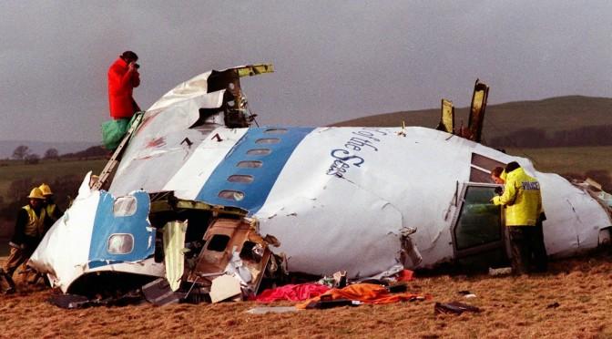 La Libye n'était pas l'auteur de l'attentat de Lockerbie