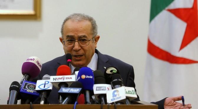 BLAGUE : Pour le Gouvernement Français » le sujet est clos», _ pour les médias algériens le sujet reste ouvert !