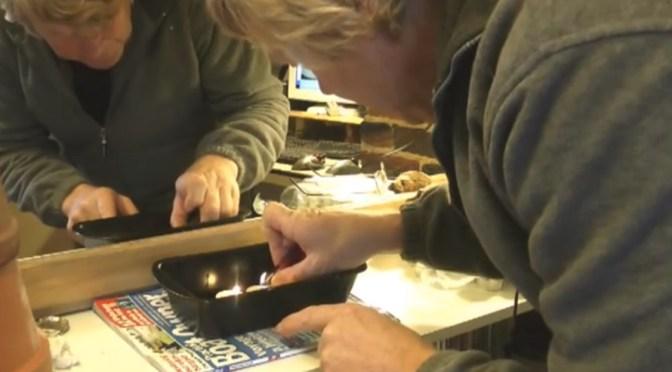 Chauffez-vous pour pas cher… avec des bougies (vidéo)