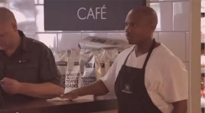 Le meilleur hommage rendu à Mandela à ce jour, dans un supermarché de Soweto