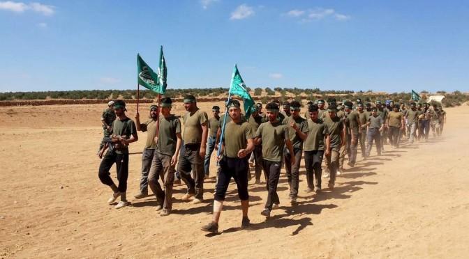 Exclu-Syrie : Mise en lumière du rôle d'un centre «secret» de commandement international basé à Amman, en Jordanie