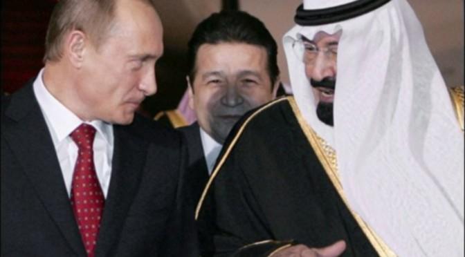 Genève II : comment Poutine compte neutraliser Riyad?