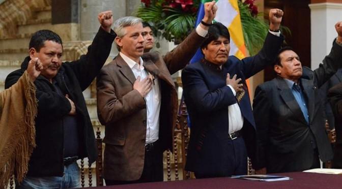 Evo Morales exproprie une multinationale espagnole de Bolivie
