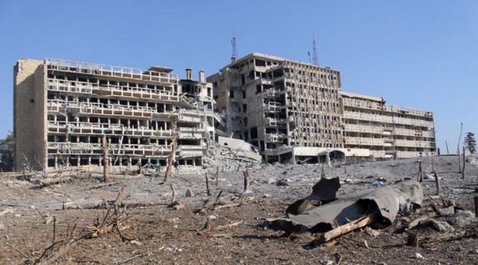 Dernier exploit des prétendus « révolutionnaires modérés à Alep »