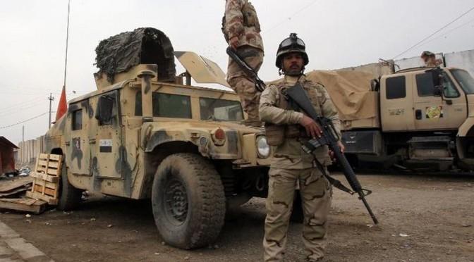 «L'armée irakienne achèvera la mission d'Assad «!!