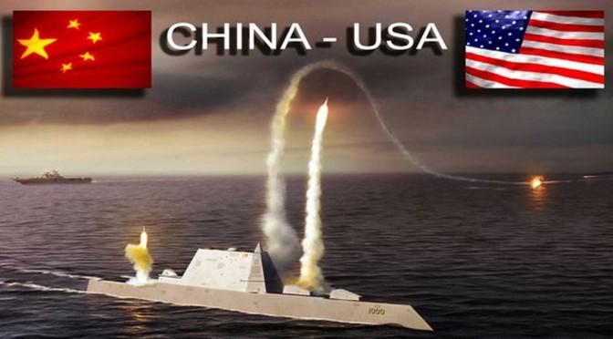 Chine : Le développement de la République Populaire est une déclaration de guerre aux États-Unis