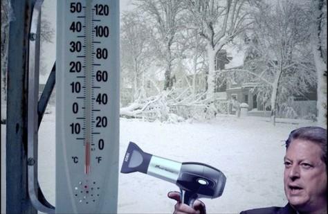 Algore-temperature