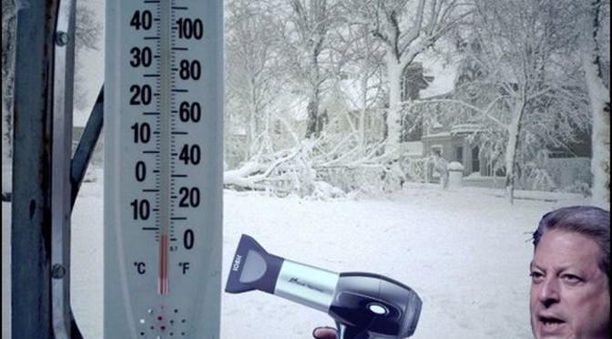 Réchauffement climatique : les prédictions d'Al Gore… et la réalité