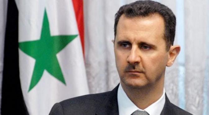 LABBAYK YA BASHAR. Syrie: appel pour que le président al-Assad se représente