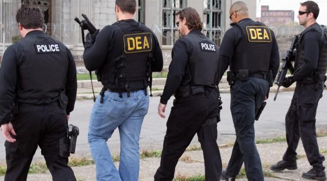 Le plus gros trafiquant de cocaïne des Etats-Unis révélé: La DEA (Brigade des Stups)