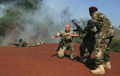 Entrainement-Forces-Afrique