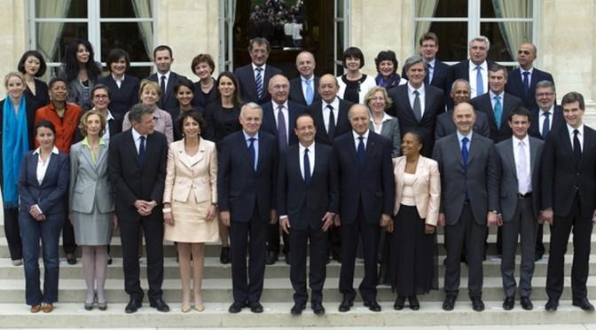 France : Un joli gouvernement que nous avons là !
