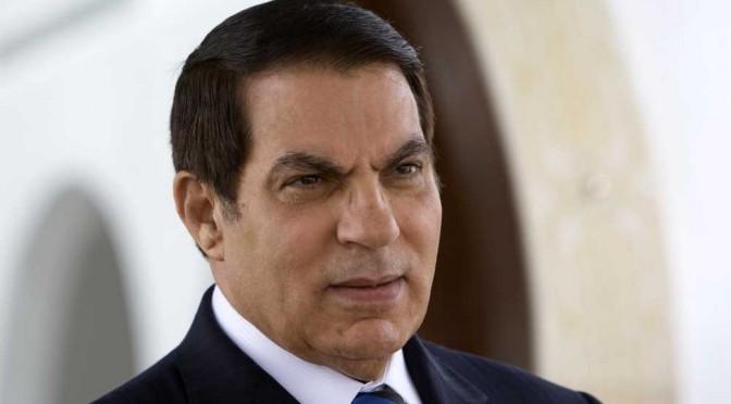 La fuite de Ben Ali racontée par Ben Ali