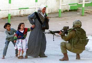 """C'est ça le """"conflit"""" israélo-palestinien ?"""