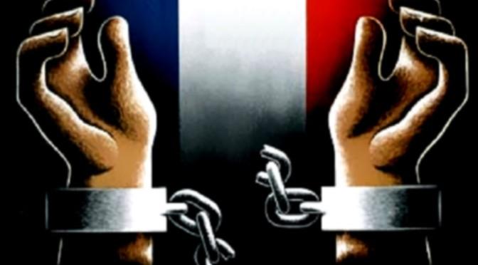 C'est bien en France que maintenant la guerre s'engage!
