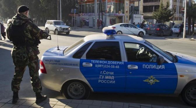 Sotchi 2014 : comment la Russie veut garantir la sécurité des jeux olympiques