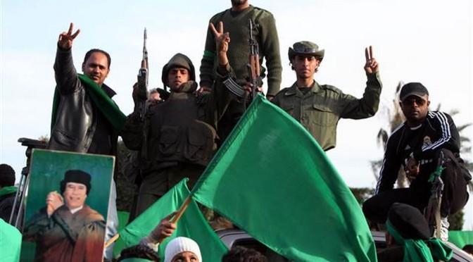 URGENT ! Fausses infos sur la Libye