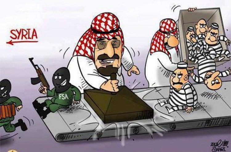 Usine de terroristes
