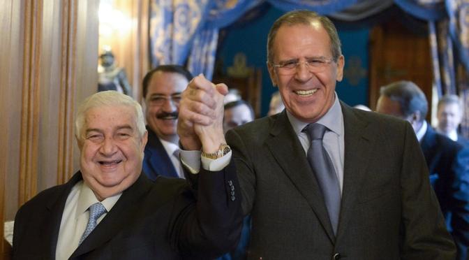 Le coup de maître de l'axe de la résistance à la conférence de Genève 2