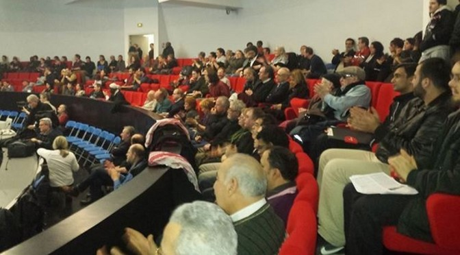 Communiqué de presse : le PS censure un meeting de soutien à Georges Ibrahim Abdallah sur ordre du CRIF