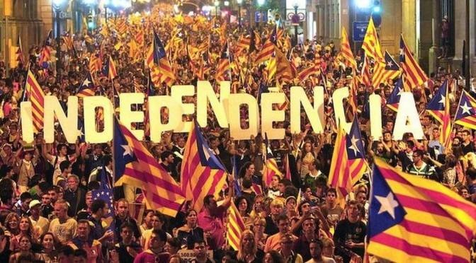 Espagne : intervention militaire programmée contre «la rébellion catalane»