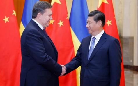 Chine-Ukraine-Crimée