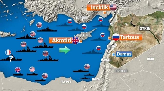 La bataille de Syrie marque la fin de l'unilatéralisme occidental