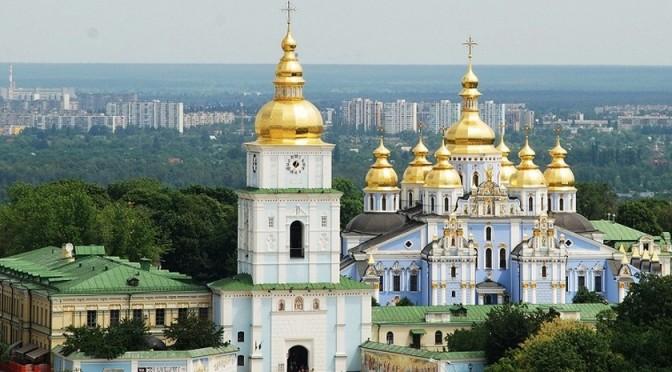 L'Ukraine pro-Européenne de l'Ouest vit au crochet de l'Ukraine Russophone de l'Est