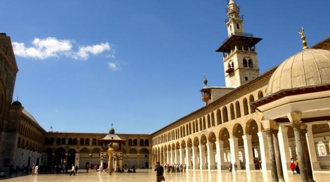 Le patrimoine syrien en ruine