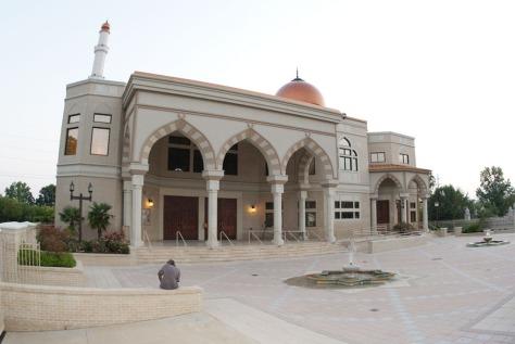 mosquée Al Farouq à Aatlanta