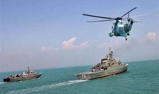 navires_iraniens-Hélicopt