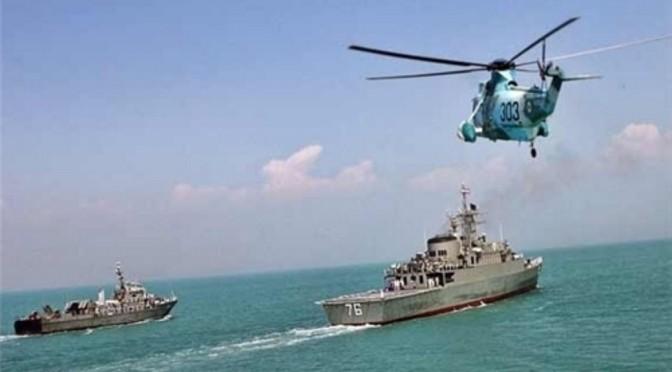 La présence des navires iraniens dans les eaux internationales sème la confusion