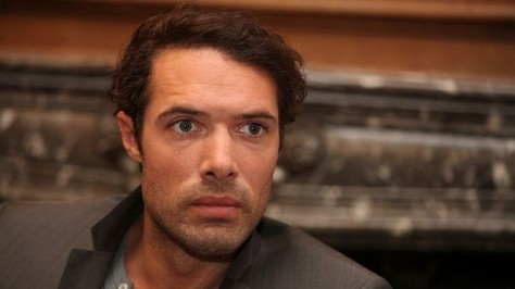 Nicolas Bedos attends the 'Amour et turbulences' Premiere - Lille