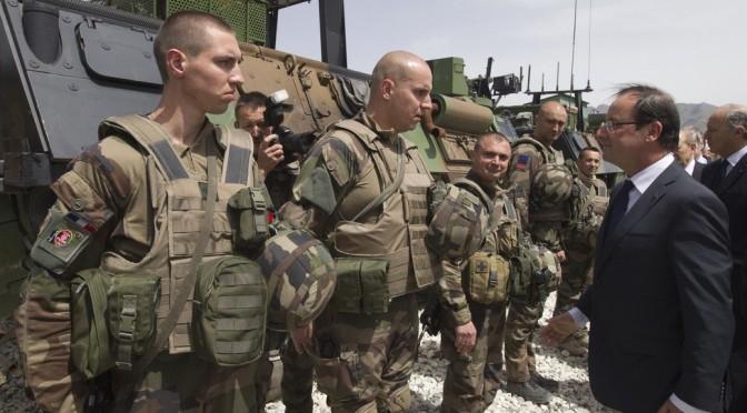 Afghanistan France Hollande