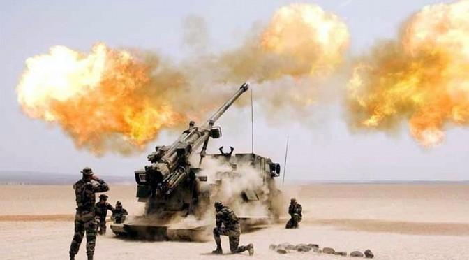 La France en guerre ininterrompue depuis 2001