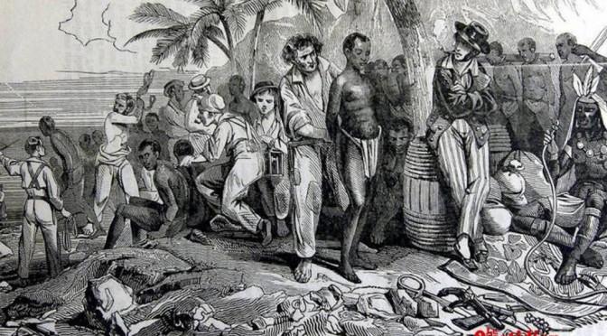 Comment on réécrit l'histoire de l'esclavage.