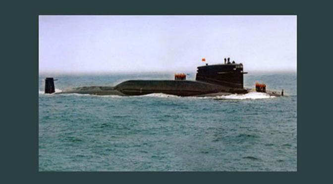 Les sous-marins nucléaires chinois prêts à patrouiller