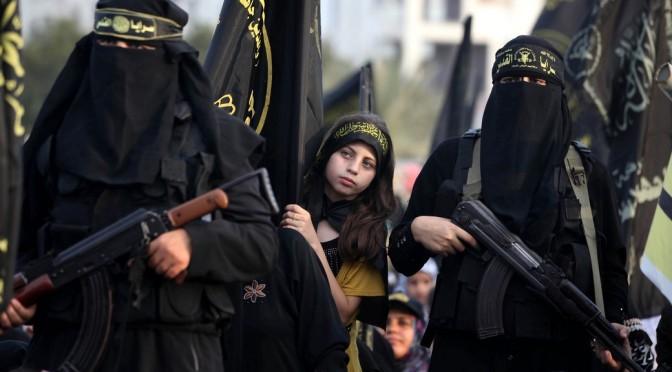 Le djihad sexuel touche aussi la France : une gamine de 15 ans en Syrie