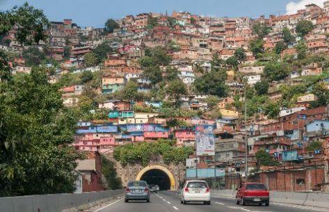 Un Barrio de Caracas