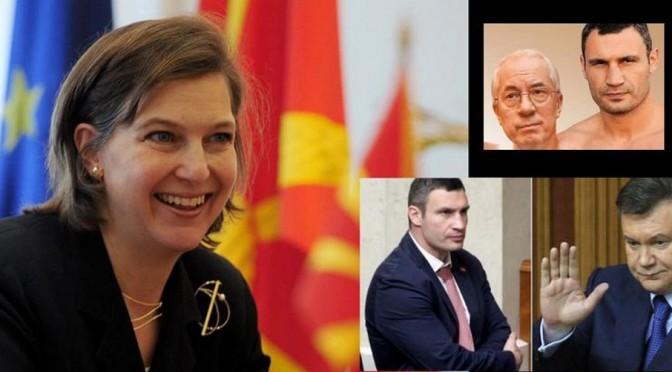 Ukraine: Discussion entre diplomates américains : «Fuck the EU»